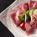 本格焼肉 寿香苑 あまつぼ - 三種の極上部位を楽しめる「ざぶ盛り」は初めての方におすすめ!