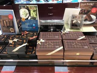 ヌーベルバーグ・ルタオ・ショコラティエ - お菓子