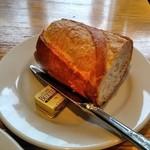 つばめグリル - [料理] パン プレート全景♪w