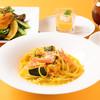コロンバン - 料理写真:かぼちゃづくしのパスタセット