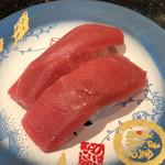 金沢まいもん寿司 - 「本まぐろ赤身」380円