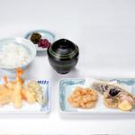 天ぷら新宿つな八 - ディナー限定『おすすめ膳』