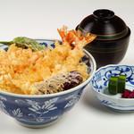 天ぷら新宿つな八 - ディナー限定『おすすめ天丼』