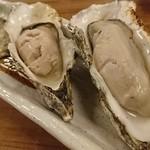 新深江礁 - 蒸し牡蠣