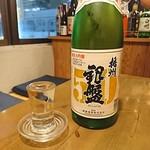 日本酒バル 蔵よし - 銀盤