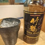 日本酒バル 蔵よし - 竹鶴