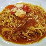 9425739 - 京都産トマトで仕上げたトマトソース