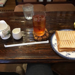 珈琲館 寿里庵 -