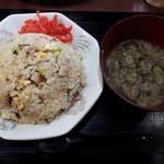 ラーメン専科国玉店 麺や丼や - 料理写真: