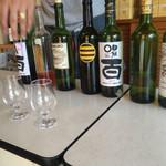 若尾果樹園・マルサン葡萄酒 - ドリンク写真: