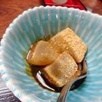 味処 大森 - わらび餅
