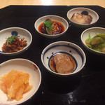 Chuugokusaishinka - 前菜の盛り合わせ