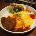 レストランまゆみ - ワンプレートコンボその1