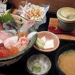 9426682 - 【海鮮丼】¥1,620