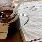 CREER COFFEE - なんとなくインスタ映えー