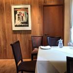 レストランゼルコバ - 個室