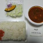 インドカレーの夢彩 - 料理写真: