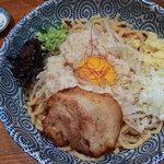 爆龍 - まぜそば(780円)