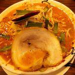 ラーメン亭 吉相 - シビカラ味噌ラーメン