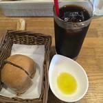 パッシオーネ - パンとアイスコーヒー