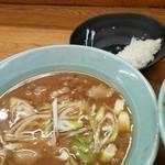 94268568 - スープ丼と大根おろし