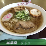 林泉堂 - 料理写真:十文字ラーメン