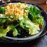イタリア料理 アルセーバ - サラダ
