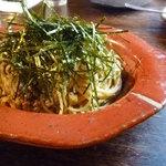 イタリア料理 アルセーバ - アルセーバ和風