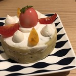 酒場劇場 せんべろロケット 駅東製作所 - 名物!ポテトばえサラダ②