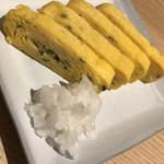 酒場劇場 せんべろロケット 駅東製作所 - 玉子焼き
