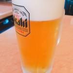 ハンサラン - 生ビール