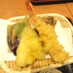 蕎麦酒家 笑よし - 天ぷら
