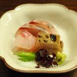 木山 - 刺身…マナガツオが絶品
