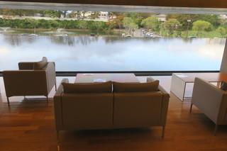 光風 - 豊かな水景を湛えるカフェ2