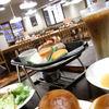 ブレッドガーデン - 料理写真:ベーコンハンバーグランチ