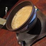 kayakaya - 食後のコーヒー
