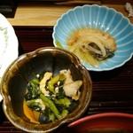 魚食処 一豊 - 小鉢