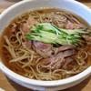 喜蕎 - 料理写真:冷たい肉そば