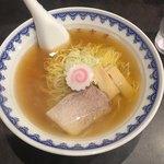 94281564 - 醤油ラーメン600円