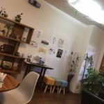 Cafe 楽 Alegria - いたるところにジブリ(^^)