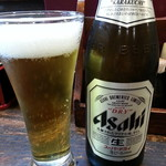 暖 - 瓶ビール2018.10.6