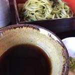 ふらっと - 京の茶そば御膳