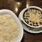 ペルソナ - 「ビーフカレー」1,200円+「チーズ」200円+「特製マヨネーズ」100円