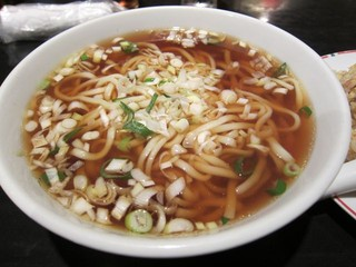 台湾料理 五味香 - ネギラーメン