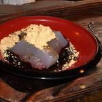 黒門茶屋 - 料理写真:くずもち