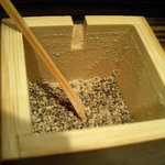 麺屋 利休 - 黒胡椒
