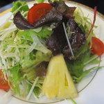 肉料理 阿蘇 - サラダ 450円