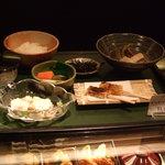 福ろく寿 季の香 - ディスプレイ