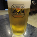 肉料理 阿蘇 - 生ビール 530円