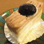 お菓子工房フルート - 料理写真:マロンスフレ